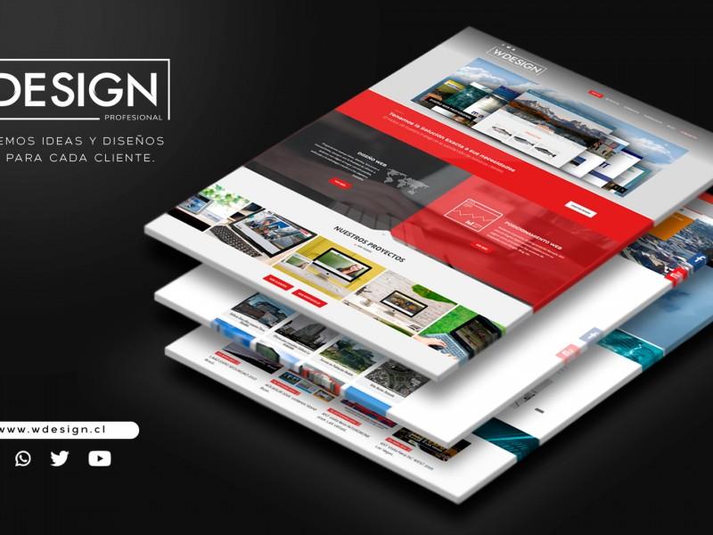Desarrollo de páginas web Profesionales en Puerto Varas - WDesign - Diseño Web Profesional