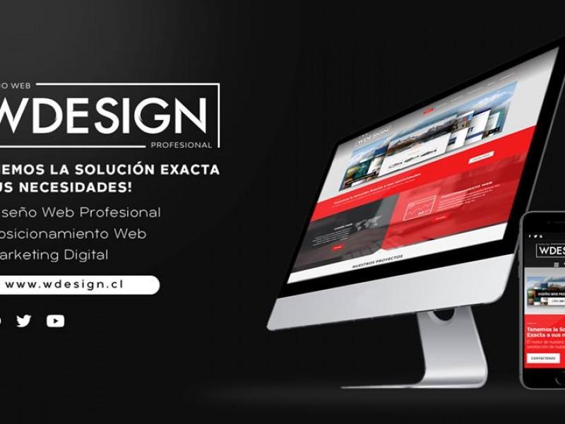 Diseño Web Profesional Osorno - WDesign - Diseño Web Profesional