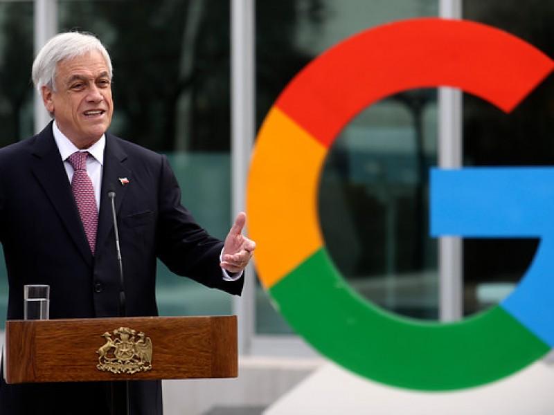 Google apuesta por Chile y anuncia inversión de US$ 140 millones para ampliar data center - WDesign - Diseño Web Profesional