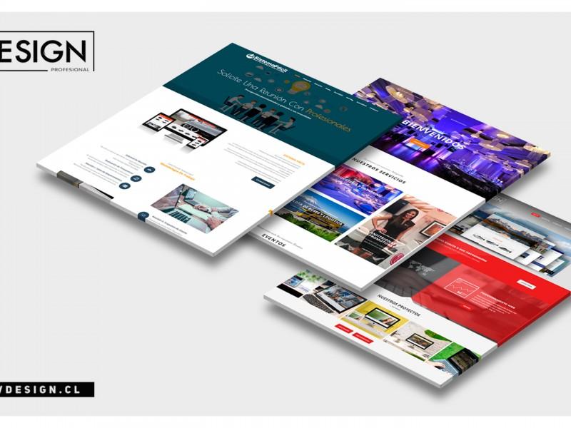 Páginas Web Profesional - WDesign - Diseño Web Profesional