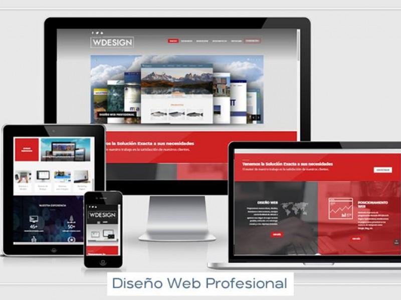 Páginas Web Puerto Varas - WDesign - Diseño Web Profesional