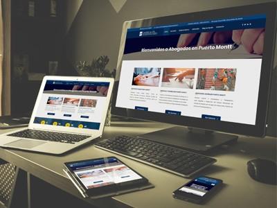 Abogados de Puerto Montt - WDesign - Diseño Web Profesional