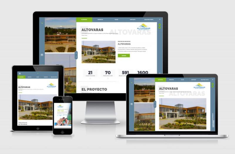 Centro Comercial ALTOVARAS - WDesign - Diseño Web Profesional