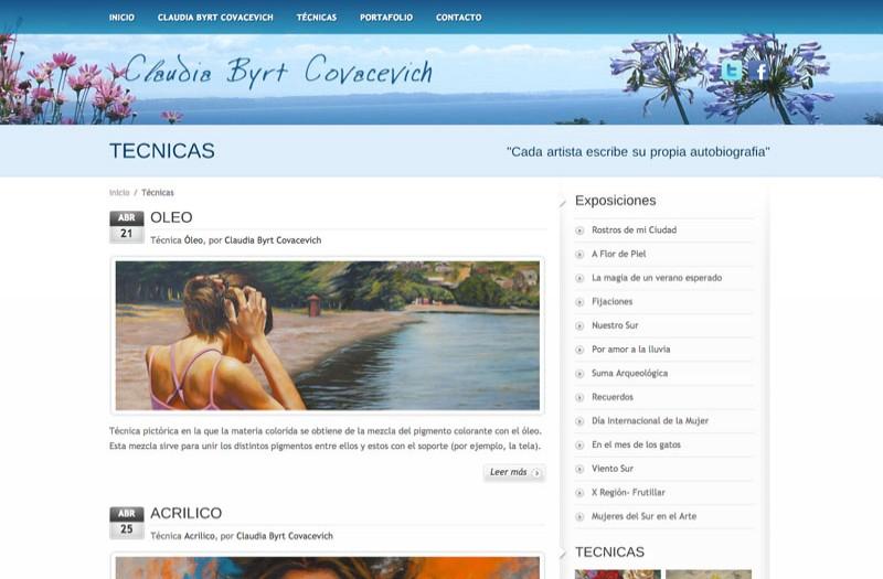 Claudia Byrt - WDesign - Diseño Web Profesional
