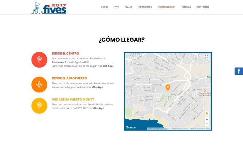 FIVES - WDesign - Diseño Web Profesional