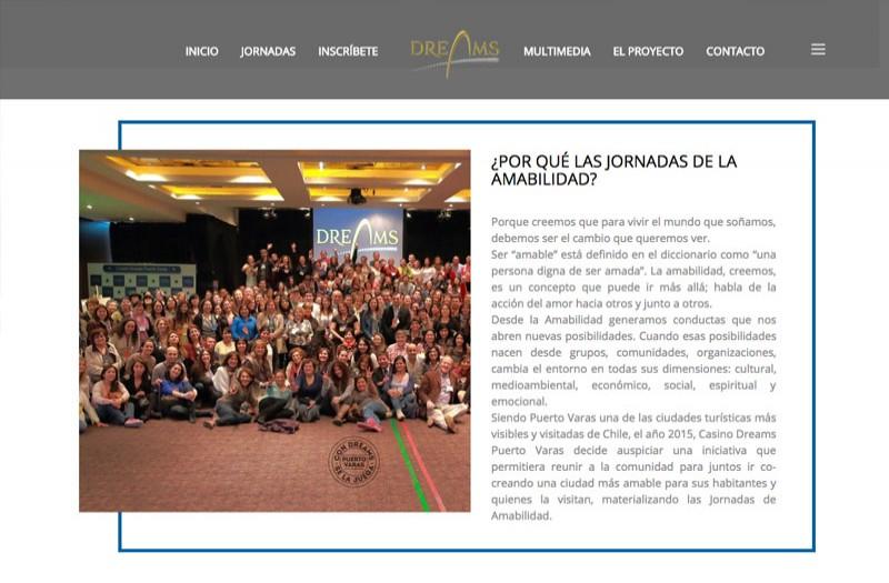 Puerto Varas se la Juega - WDesign - Diseño Web Profesional