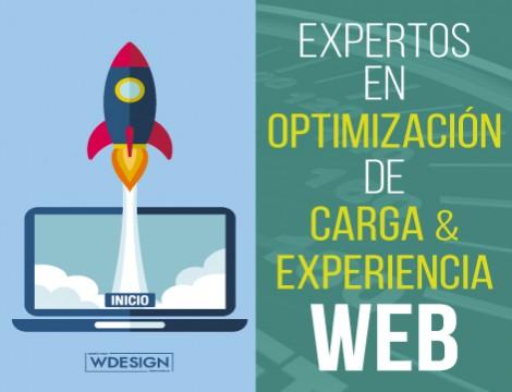 OPTIMIZACIÓN WEB - WDesign - Diseño Web Profesional