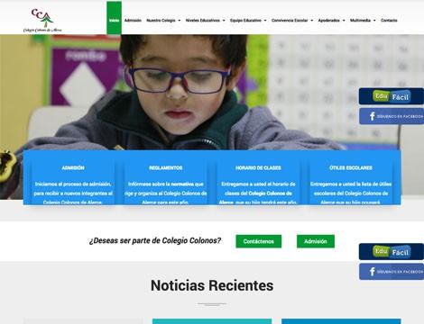 Sistemas para Colegios - WDesign - Diseño Web Profesional